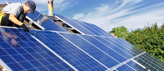 solaires photovoltaïques