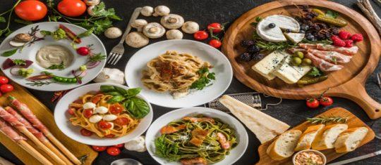 Restaurant de plats italiens authentiques