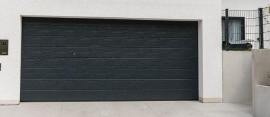 Choisir une porte de garage sanctionelle