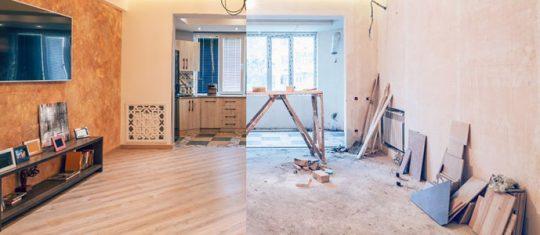 Travaux de rénovation en région Centre-Val de Loire