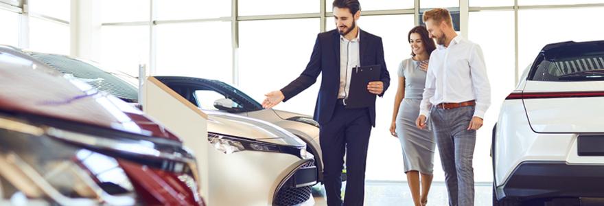 Vente de voitures neuves et d'occasion