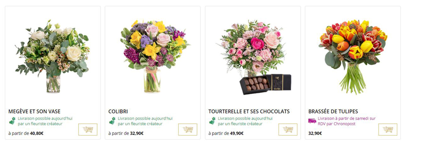 codes promo Interflora