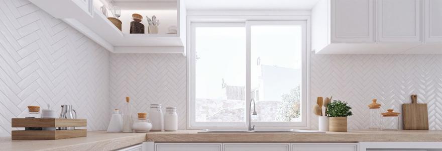 fenêtres de maison