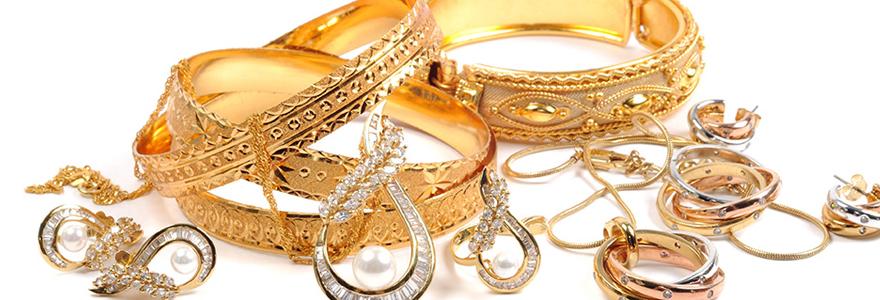 Vente de bijoux en or à Marseille