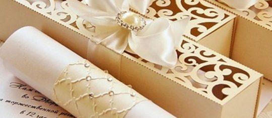 Réaliser son faire-part de mariage