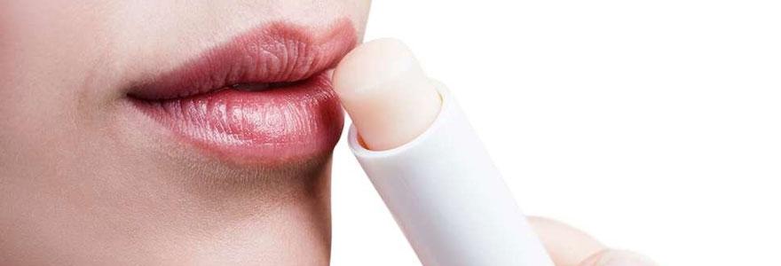 sticks à lèvres