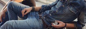 Marque de jean