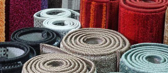 Un tapis design